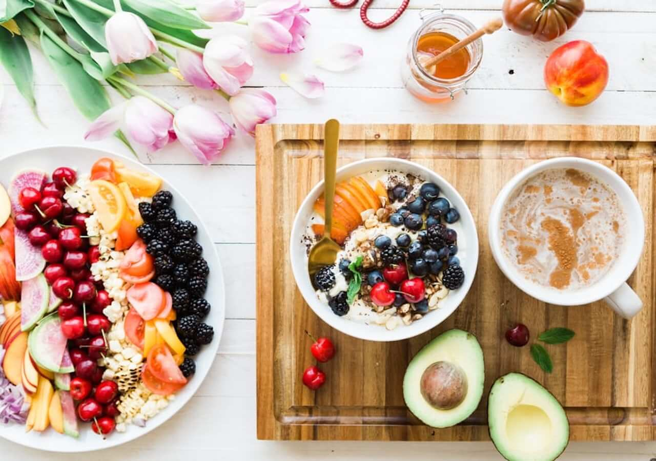 Petit déjeuner équilibré pour toute la famille