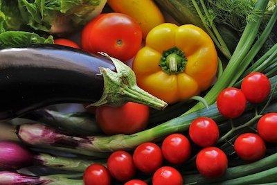 Apport en légumes