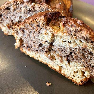 Cake marbré recette