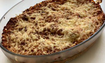 Recette de lasagne végétarienne pour enfants récalcitrants aux légumes